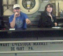 Dewart Livestock Auction