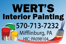Wert's Interior Painting